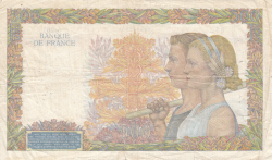 Image #2 of 500 Francs 1940 (16. V.)