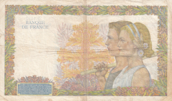 Image #2 of 500 Francs 1940 (31. X.)