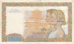 Image #2 of 500 Francs 1941 (9. I.)
