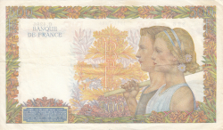 Image #2 of 500 Francs 1942 (2. I.)