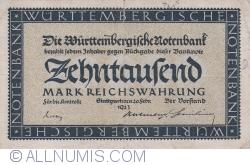 Image #1 of 10 000 Mark 1923 (20. II.)