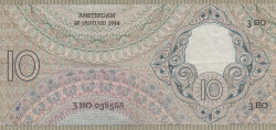 Imaginea #2 a 10 Gulden 1944 (28. I.)