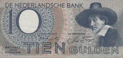 Imaginea #1 a 10 Gulden 1944 (28. I.)