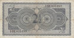 Image #2 of 2 1/2 Gulden 1949 (8. VIII.)