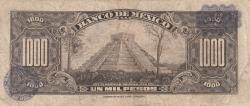 Image #2 of 1000 Pesos 1977 (18. II.)