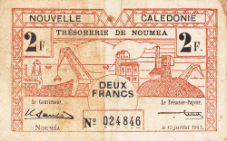 Imaginea #1 a 2 Franci 1942 (15. VII.)