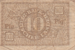 Image #2 of 10 Pfennig ND(1948)