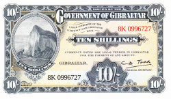 Image #1 of 10 Shillings 2018