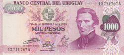 Image #1 of 1000 Pesos ND (1974) - 2