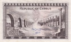 Image #2 of 1 Pound 1961 (1. XII.)