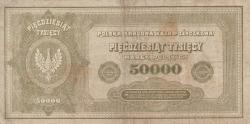 Image #2 of 50 000 Marek 1922 (10. X.)