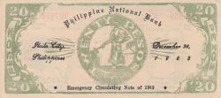 Imaginea #2 a 20 Pesos 1942
