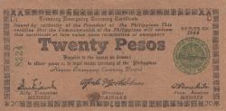 Image #1 of 20 Pesos 1944 - D1