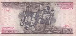 Image #1 of 500 Cruzeiros ND (1981)