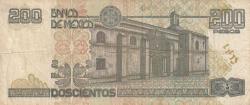 Image #2 of 200 Pesos 2007 (14. V.)