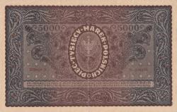 Image #2 of 5000 Marek 1920 (7. II.) - III Serja