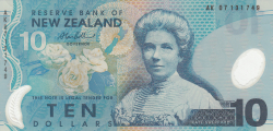 10 Dollars (20)07