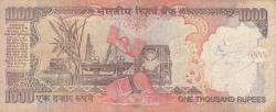 1000 Rupees 2009 - L