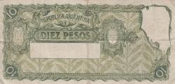 Image #2 of 10 Pesos L.1935 (1936-1946)