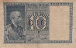 Image #1 of 10 Lire 1938 - XVII