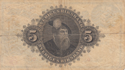 Image #2 of 5 Kronor 1946 - 2