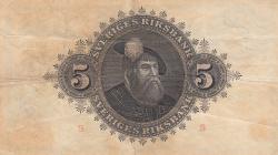5 Kronor 1948 - 2