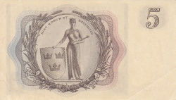 Image #2 of 5 Kronor 1955