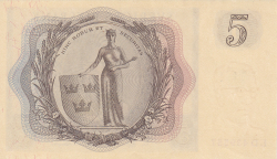 Image #2 of 5 Kronor 1956