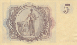Image #2 of 5 Kronor 1963