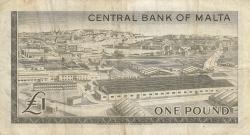 Image #2 of 1 Pound ND(1969)