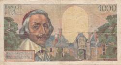 1000 Francs 1954 (2. XII.)