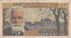 500 Francs 1955 (4. VIII.)