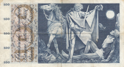 Image #2 of 100 Franken 1956 (25. X.)