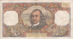 Image #2 of 100 Francs 1964 (2. VII.)