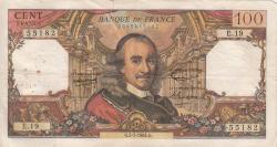 Image #1 of 100 Francs 1964 (2. VII.)