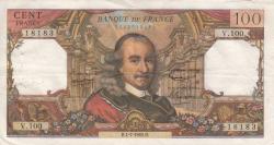 Image #1 of 100 Francs 1965 (1. VII.)