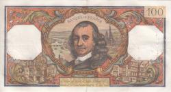 Image #2 of 100 Francs 1965 (2. XII.)