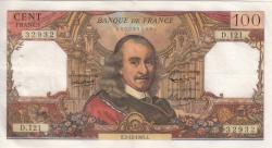 Image #1 of 100 Francs 1965 (2. XII.)