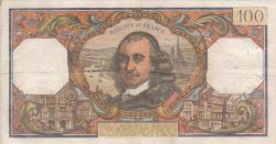 Image #2 of 100 Francs 1965 (4. II.)