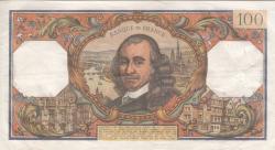Image #2 of 100 Francs 1966 (1. IX.)