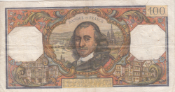 Image #2 of 100 Francs 1966 (3. II.)