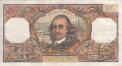 Image #2 of 100 Francs 1967 (2. II.)