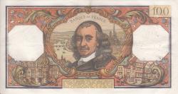 Image #2 of 100 Francs 1967 (6. IV.)