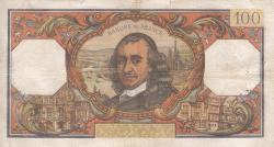 Image #2 of 100 Francs 1967 (7. XII.)