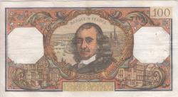 Image #2 of 100 Francs 1968 (4. I.)
