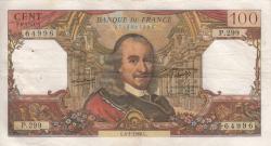 Image #1 of 100 Francs 1968 (4. I.)