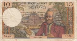 10 Franci 1970 (8. V.)