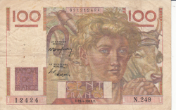 100 Francs 1948 (29. IV.)