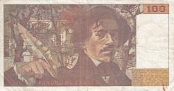Image #2 of 100 Francs 1990