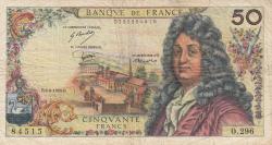 Image #1 of 50 Francs 1976 (3. VI.)